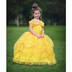 Disney🧚Belle princess dress